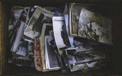 Soluzioni creative per conservare i tuoi ricordi fotografici