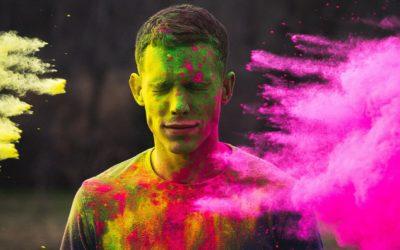 L'importanza dei colori nella progettazione del web design